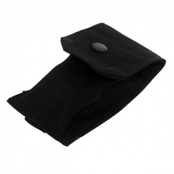 Black Eagle Phone Pouch - Black
