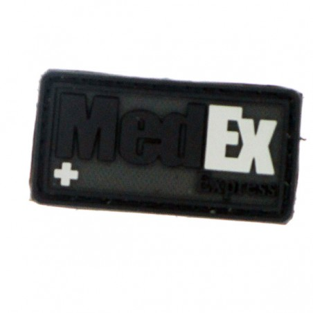 patch pvc medex noir