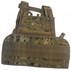 Chest Rig Molle Multicam PBS Gear