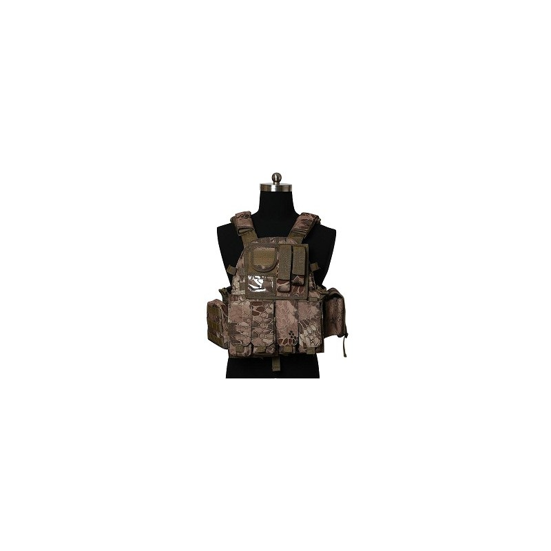 Gilet Fast Kryptek Brown