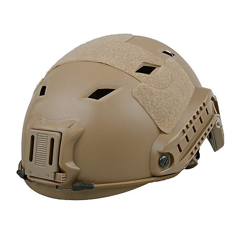 X-Shield FAST BJ helmet replica, tan
