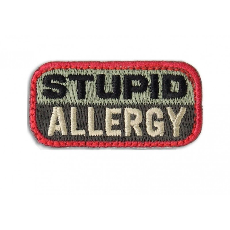 PATCH STUPID ALLERGY
