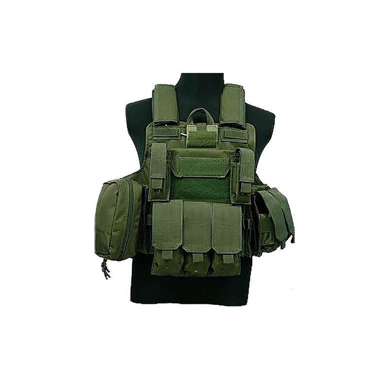 Gilet Patriot Green