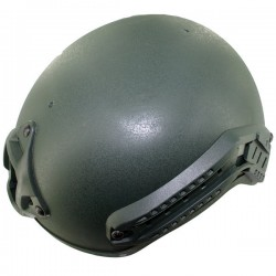 helmet GREEN [Black Eagle Corporation]